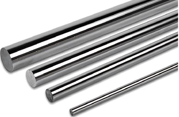 Precision slender shaft (rods)