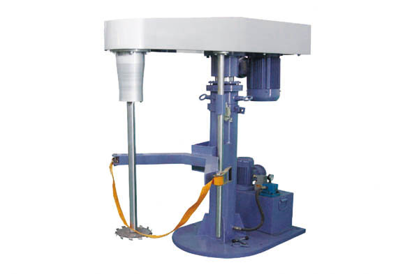 High-speed dispersion machine